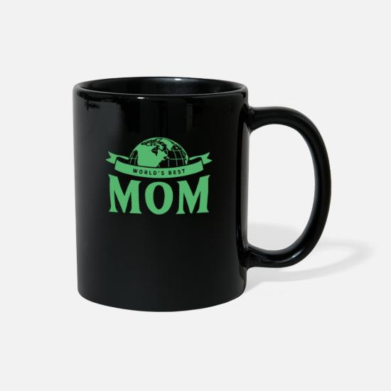 Day Mugs & Drinkware - Mothers Day - Full Color Mug black