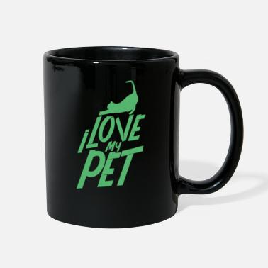 Pet Pet PeT Pet Pet - Full Color Mug