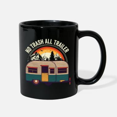 Outdoor &amp No Trash All Trailer - Full Color Mug