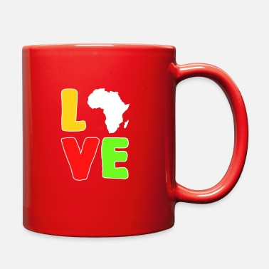 Love Africa Love Africa - Full Color Mug