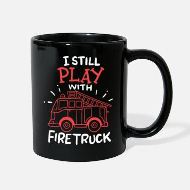 Fire Fire Truck - Full Color Mug