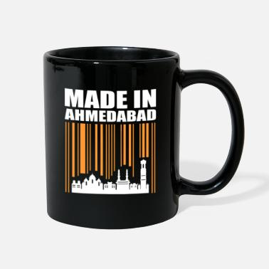 Hyderabad Ahmedabad Hyderabad India - Full Color Mug