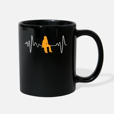 Geographic Geographer - Full Color Mug