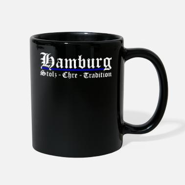 Hamburg Proud Honor Tradition Harbour German Gift - Full Color Mug