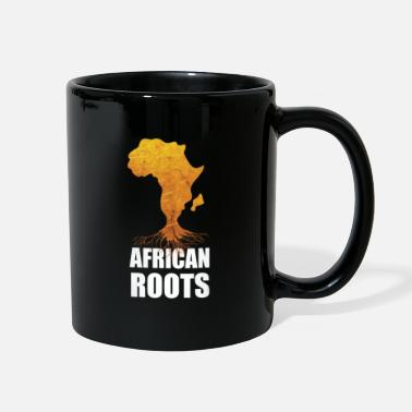 Roots Culture African Roots Culture Afro Colorful Gift - Full Color Mug