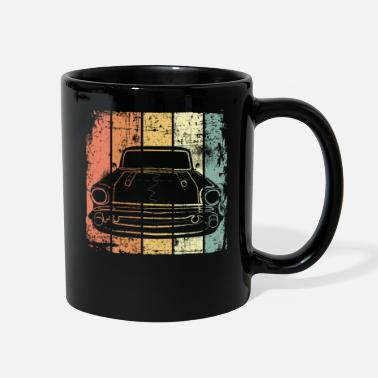 Retro Car Retro Car - Full Color Mug