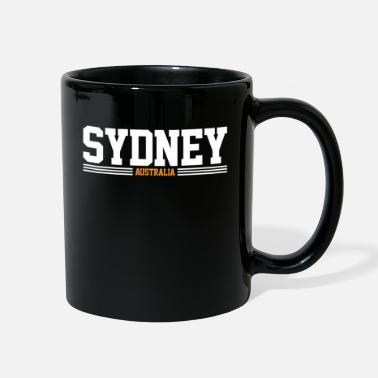 Sydney Syndey Travel - Full Color Mug