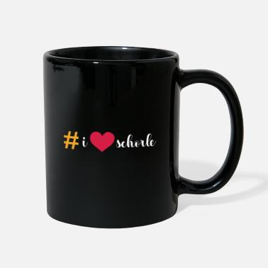Dialects I Love Schorle Pfälzer Pfälzer Riesling gift - Full Color Mug