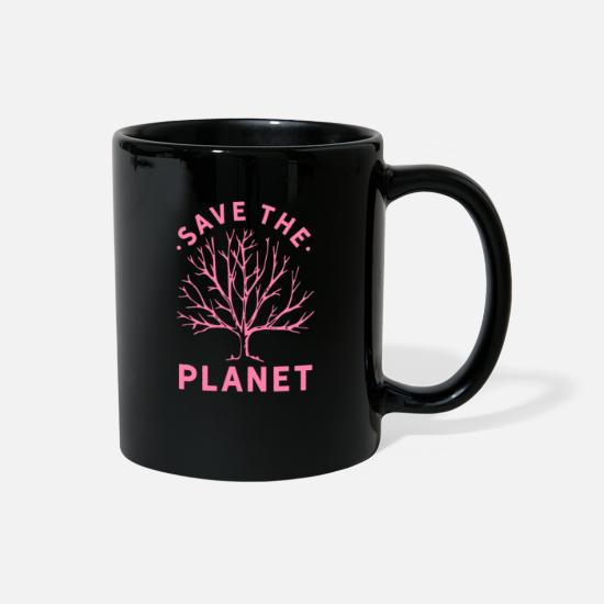 Change Mugs & Drinkware - Climate Change - Full Color Mug black