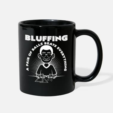 Bluff bluff - Full Color Mug
