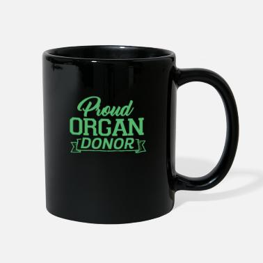 Organization Organ Donor Organ Donor Organ Donor Organ Donor - Full Color Mug