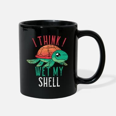 Turtles Armor Turtle Turtle Shell - Full Color Mug