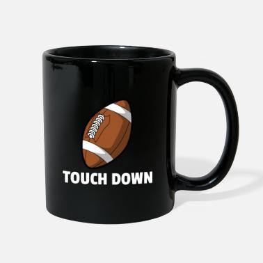 Funny American Football Footballing Player Funny Gift - Full Color Mug
