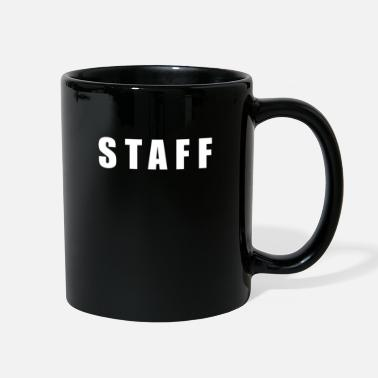 Staff Staff Staff Staff Staff - Full Color Mug