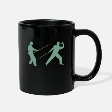 Arnis Escrima Arnis Escrima Stickfight Training - Full Color Mug