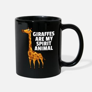 009f40acc69 Love Africa Giraffe Funny Sweet Africa Lover Animal Park Gift - Full Color  Mug