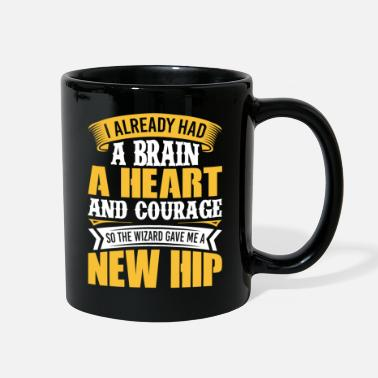 Hip Hip Replacement New Prosthetic Hip Humor - Full Color Mug