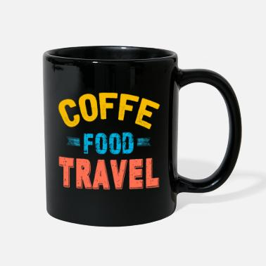 Travelling Travel Quote Traveler Traveling Gift - Full Color Mug