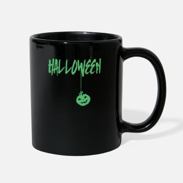 Witch Costume Zombie Witch Halloween Scary - Full Color Mug