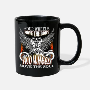 Motorcycle Bike Motorcycle Motorcycling Motorcycle - Full Color Mug