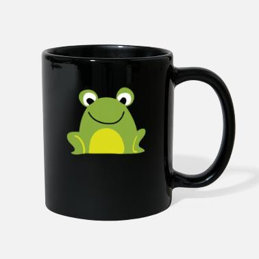 Frog Prince Frog Toad Lurch Amphibian Pond Quak Gift - Full Color Mug