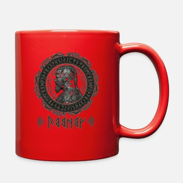 Ragnar Ragnar Viking Celtic - Full Color Mug