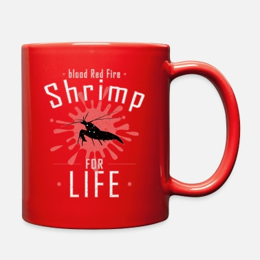 Shrimp Shrimp fishing gift - Full Color Mug
