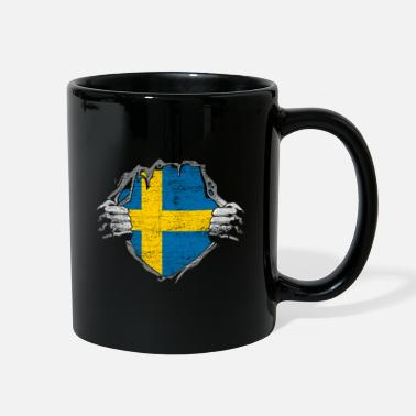 Homeland Sweden Passion - Full Color Mug