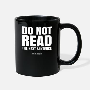 Funny Quote funny quote - Full Color Mug