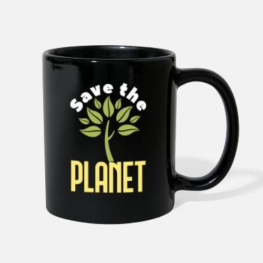 Recycling Climate Change Saying T-Shirt & Gift - Full Color Mug