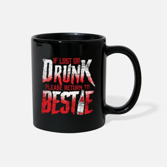 Gift Idea Mugs & Drinkware - Halloween Emergency - Full Color Mug black