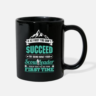 You Camping Gift Camper Hiking Scout Leader - Full Color Mug