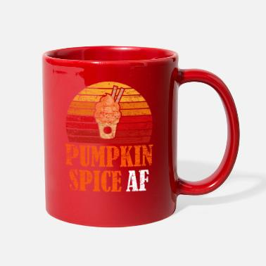 Pumpkin Spice Latte PUMPKIN SPICE Latte Af - Full Color Mug