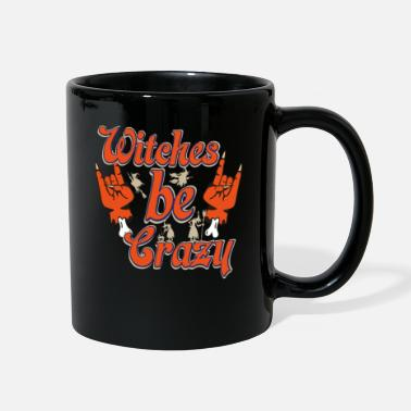 Magic Potion Witch cauldron witch Halloween gift - Full Color Mug