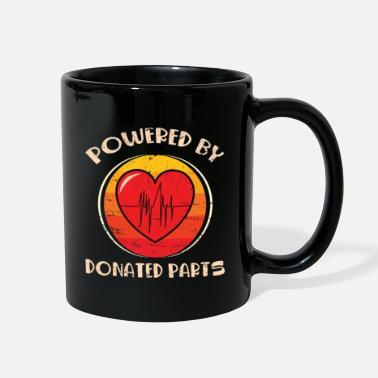 Heart Transplant Survivor Heart Transplant Surgery Organ Recipient Survivor - Full Color Mug