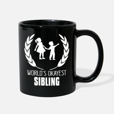 Siblings sibling - Full Color Mug