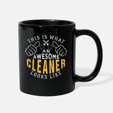 Cleaner Cleaner - Full Color Mug