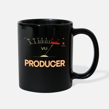 Hifi Producer VU Meter Hi-Fi Vintage Stereo Audiophile - Full Color Mug
