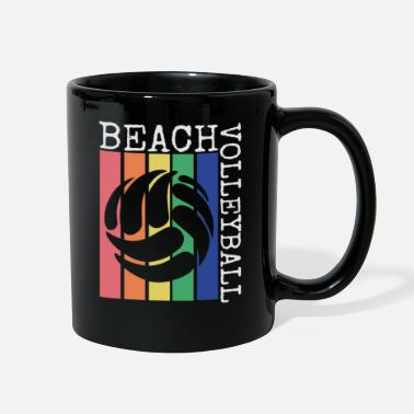 Beach Volleyball Beach Volleyball - Full Color Mug