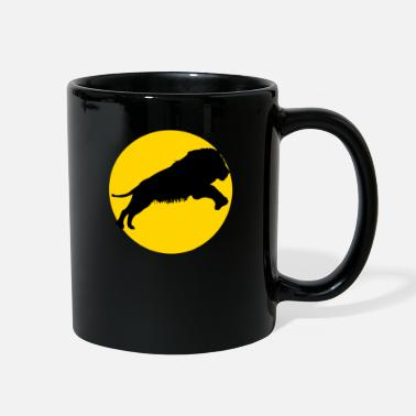 Mammal mammal and moon - Full Color Mug