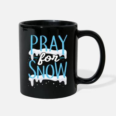 Winter winter - Full Color Mug