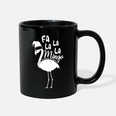 Advent FA LA LA LA MINGO CHRISTMAS GIFT - Full Color Mug