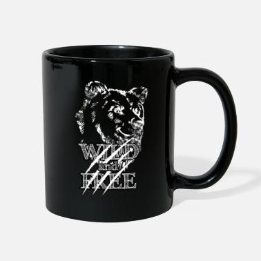 Pathfinder Wild and Free - Bear - Full Color Mug