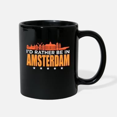 Netherlands Amsterdam - Full Color Mug