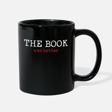 School Librarian Books - Full Color Mug