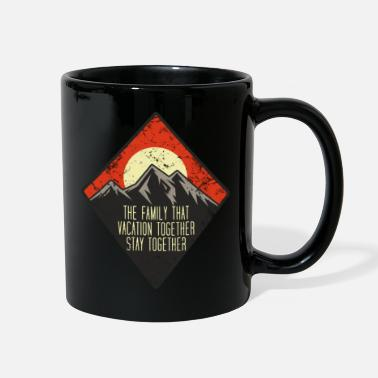 Family Holiday Family Holidays Together - Full Color Mug