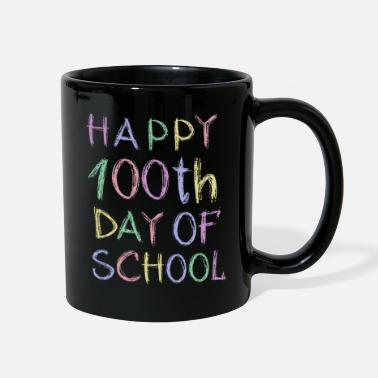 100 Days Of School Queen of the Classroom One Hundred Days of School - Full Color Mug