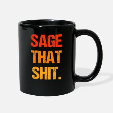Smudge Sage That Funny Spiritual Cleansing - Full Color Mug