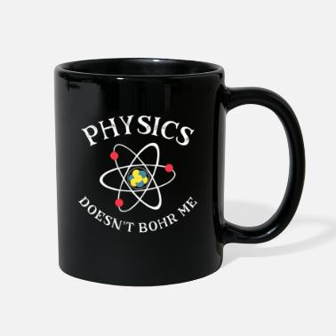 Science Funny Physics Nerd Science Geek Quantum Physics - Full Color Mug