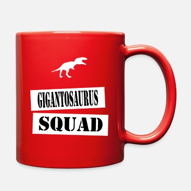 Animal Welfare join the gigantosaurus squad - Full Color Mug